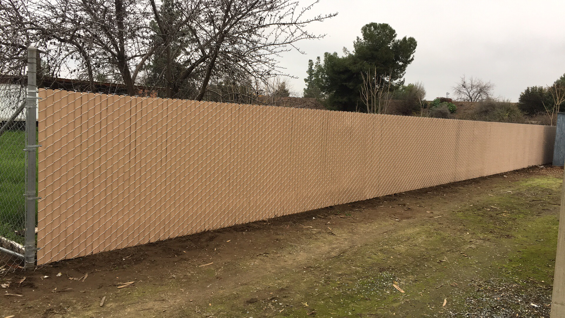Privacy Chain Link Fencing Anderson Fence Co
